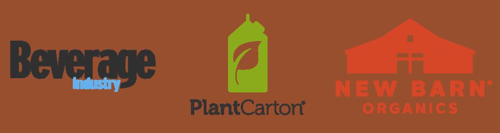 plantcarton beverage industry logos