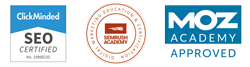 seo certification badges 250